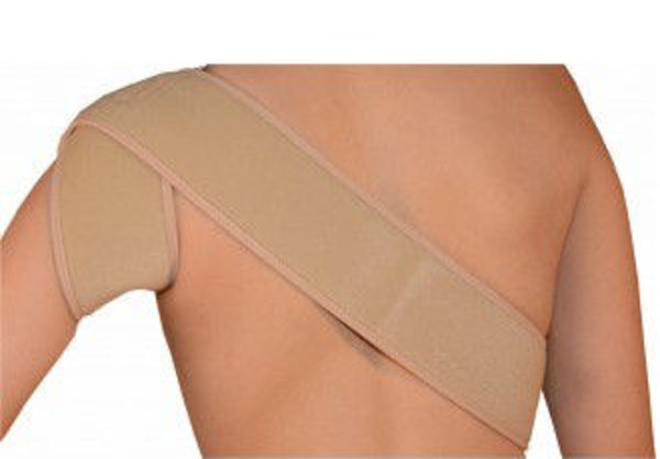 Picture of One Size, Multi Purpose Thermal Wrap Strap, Beige