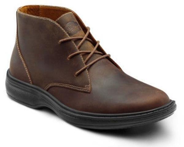 Picture of Dr Comfort Men's Ruk Shoes