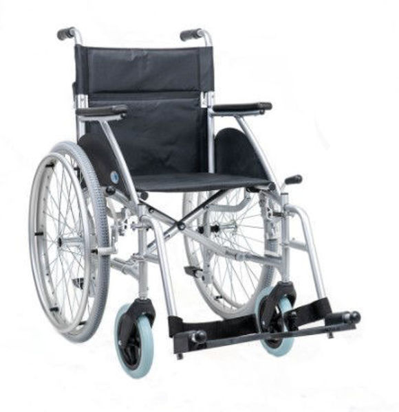 Picture of Swift Self Propelled Wheelchair with Handbrakes