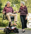 Picture of Jazzy Air 2.0 Elevated Power Chair