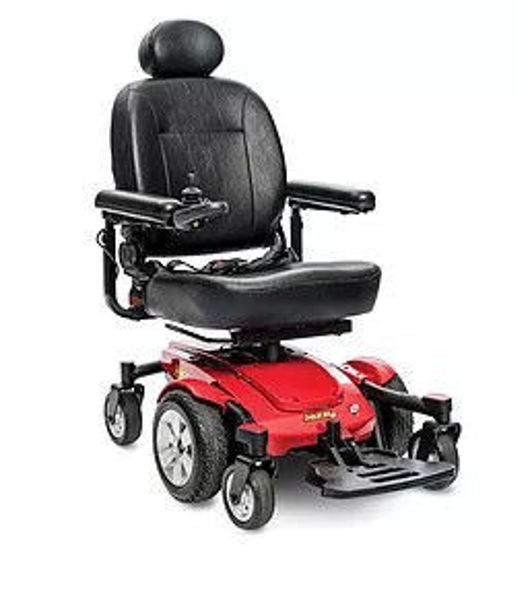 Picture of Jazzy Select 6 Power Chair