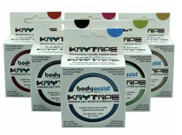 Picture of Kaytape - Kinesiology Sports Stretch Tape, 5 metres