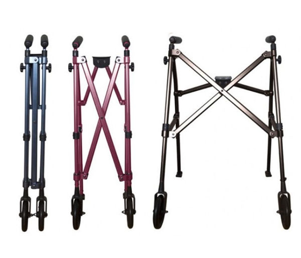 Picture of Space Saver Walker - Rose Colour