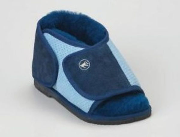 Picture of PRESSURE CARE BOOT - SMALL, MEDICAL SHEEPSKIN
